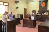VKSND huyện Can Lộc tổ chức phiên tòa hình sự rút kinh nghiệm