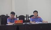 Xét xử phúc thẩm vụ CDC Hà Nội Các bị cáo xin giảm nhẹ hình phạt