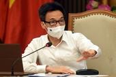 Phó Thủ tướng Không để nơi tiêm chủng thành chỗ tập trung đông người, dễ lây nhiễm