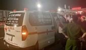 Đóng giả bệnh nhân, thuê xe cứu thương 115 thông chốt kiểm dịch COVID-19