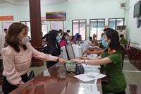 Từ ngày 1 7, người dân được làm thẻ Căn cước công dân tại nơi tạm trú