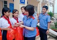 VKSND chung tay bảo vệ, chăm sóc trẻ em