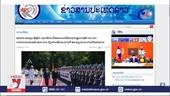 Báo chí Lào ca ngợi kết quả chuyến thăm Việt Nam của Tổng Bí thư, Chủ tịch nước Thongloun Sisoulith