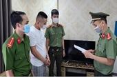 Người đàn ông Trung Quốc nhập cảnh trái phép đến công an tự thú