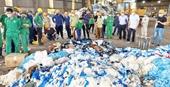 Hà Nội tiến hành tiêu hủy gần 20 tấn hàng giả, hàng kém chất lượng