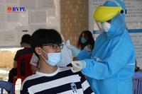 Xét nghiệm COVID-19 cho 13 000 thí sinh tham dự kỳ thi tốt nghiệp THPT ở Đà Nẵng