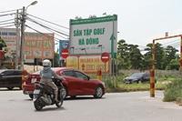 """Dự án Công viên thể thao cây xanh quận Hà Đông  Đất vàng cho thuê """"giá bèo"""""""