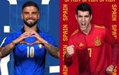 Bán kết UEFA EURO 2020 Chờ đợi Tây Ban Nha - Italia
