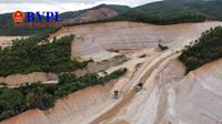 Dừng dự án, nếu Công ty Thành Công Hoành Bồ khai thác đất ngoài ranh giới