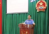 VKSND tỉnh Tây Ninh tổ chức Hội nghị sơ kết công tác 6 tháng đầu năm 2021