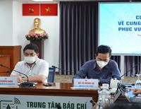 TP HCM Hàng hóa dồi dào, đảm bảo nhu cầu mua sắm cho người dân