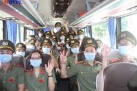 Bệnh viện 199 tiếp sức TP Hồ Chí Minh chống dịch COVID-19