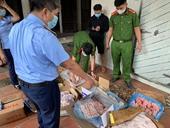 Hà Nội Lại phát hiện thêm gần 3 tấn thực phẩm không rõ nguồn gốc