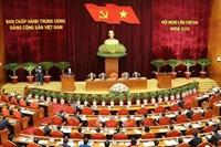 Ngày làm việc thứ 4 Hội nghị Trung ương 3 khóa XIII