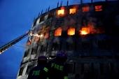 Bắt giữ chủ nhà máy Bangladesh sau vụ hỏa hoạn khiến 52 công nhân thiệt mạng