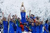 Thắng nghẹt thở sau loạt luân lưu, ĐT Italia vô địch UEFA EURO 2020