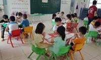 Trường mầm non TP Hải Dương được đón trẻ học hè từ ngày 15 7