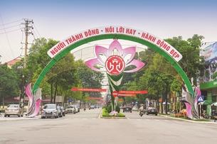 Chính quyền thành phố Hải Dương cảm ơn Báo Bảo vệ pháp luật