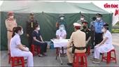 Công an TP Hà Nội khuyến cáo người dân 3 việc cần làm khi qua chốt kiểm dịch vào Thủ đô