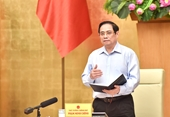 Thủ tướng yêu cầu cắt giảm các khoản chi tiêu không cần thiết để tập trung cho phòng, chống dịch