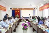 Kỷ luật cảnh cáo Phó Giám đốc Sở Công thương Tây Ninh