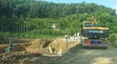 Nghi vấn công trình sử dụng đất lậu ở Hà Tĩnh
