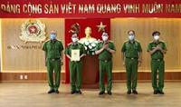 'Thưởng nóng' lực lượng bắt tử tù nhiễm COVID-19, trốn Trại giam Chí Hòa