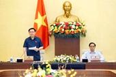 Bảo đảm tối đa điều kiện tổ chức thành công Kỳ họp thứ Nhất, Quốc hội khóa XV