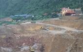 Nhiều vi phạm trong quản lý đất đai, khai thác khoáng sản tại Thái Nguyên