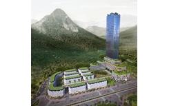 T T Group khởi công xây dựng toà tháp cao nhất khu vực Tây Bắc