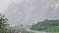 Sập mỏ đá khiến 2 người chết, 2 người bị thương nặng