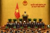 Quốc hội bầu Phó Chủ tịch Quốc hội và Ủy viên Ủy ban Thường vụ Quốc hội khóa XV