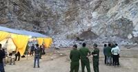 Đã xác định được danh tính các nạn nhân vụ sập mỏ đá ở Hà Nam