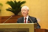 Tổng Bí thư Nguyễn Phú Trọng Nâng cao chất lượng, hiệu quả hoạt động của Quốc hội trong giai đoạn mới