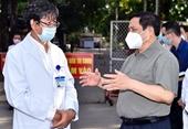 Thủ tướng chỉ đạo xử lý nghiêm các sai phạm trong quá trình phân bổ và tổ chức tiêm vắc xin