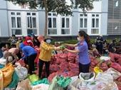 Tuổi trẻ VKSND tỉnh Đắk Lắk góp sức, thương gửi người dân vùng dịch rau, củ, quả