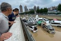 Mưa lớn kỉ lục ở Hà Nam, Trung Quốc khiến 41 người chết, mất tích