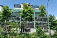 Hàng loạt công trình vi phạm trật tự xây dựng tại khu đô thị Gamuda