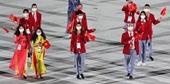 Đoàn Thể thao Việt Nam diễu hành tại Olympic Tokyo 2020