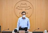 Chủ tịch UBND TP Hà Nội kêu gọi người dân thường xuyên khai báo y tế