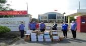 VKSND tỉnh Long An chung tay quyên góp ủng hộ bệnh viện dã chiến