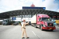 Luồng xanh giao thông Hà Nội kết nối luồng xanh quốc gia qua 22 chốt kiểm dịch