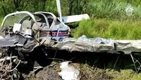 Máy bay lại rơi ở Viễn Đông Nga, cả phi công và học viên thiệt mạng