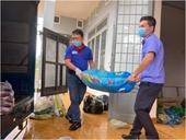 Chi đoàn VKSND huyện Bảo Lâm gửi 3 tấn rau, quả ủng hộ người dân vùng dịch TP HCM
