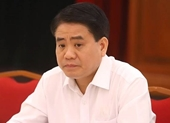 NÓNG Phê chuẩn khởi tố thêm tội danh với nguyên Chủ tịch UBND TP Hà Nội Nguyễn Đức Chung