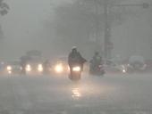 Miền Bắc tiếp tục mưa to và dông, đề phòng lũ quét, sạt lở