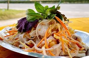 4 món gỏi cá ngon dọc miền biển Việt Nam