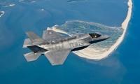 Chiến đấu cơ tàng hình F-35 B của Mỹ bị sét đánh khi đang bay