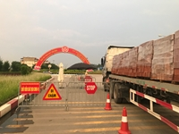 """Hải Dương hướng dẫn """"Luồng xanh"""" cho phương tiện vận tải để phòng chống dịch COVID-19"""