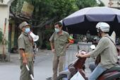 TP Hà Nội công bố mức xử phạt 16 hành vi vi phạm phòng, chống dịch COVID-19